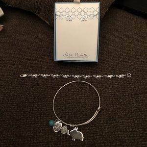 Adorable Elephant Jewelry Set